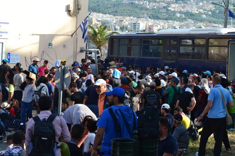 ΟΑΣΕ: Οι μετανάστες να αντιμετωπίζονται με ανθρώπινο τρόπο | tovima.gr