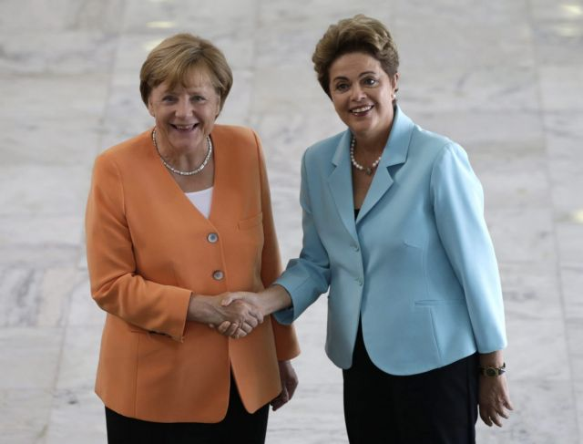 """Merkel: """"Tsipras resignation is part of the solution, not the crisis"""" 