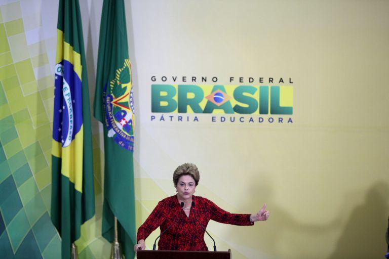 Βραζιλία: Η Γερουσία συνεχίζει τη διαδικασία για την αποπομπή Ρούσεφ   tovima.gr