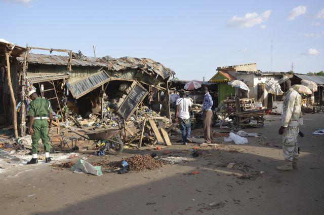 Πολύνεκρη επίθεση αυτοκτονίας σε σιιτική τελετή στη Νιγηρία   tovima.gr