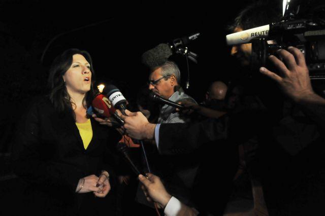 Επίκληση του «114» έκανε η Ζωή Κωνσταντοπούλου για το δημοψήφισμα | tovima.gr