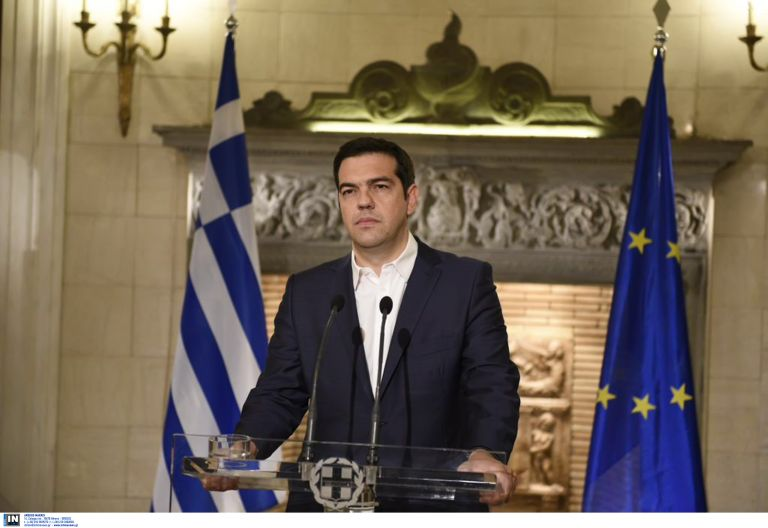 Αλ. Τσίπρας: ΝΔ και ΠαΣοΚ υπονομεύουν την διαπραγματευτική προσπάθεια της κυβέρνησης   tovima.gr
