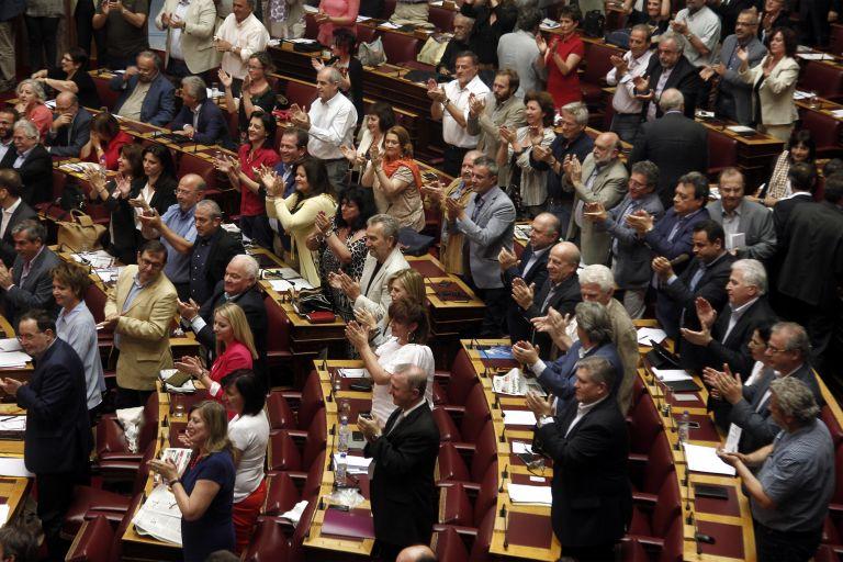 «Ανταρσία» κατά Τσίπρα στην Πολιτική Γραμματεία του ΣΥΡΙΖΑ | tovima.gr