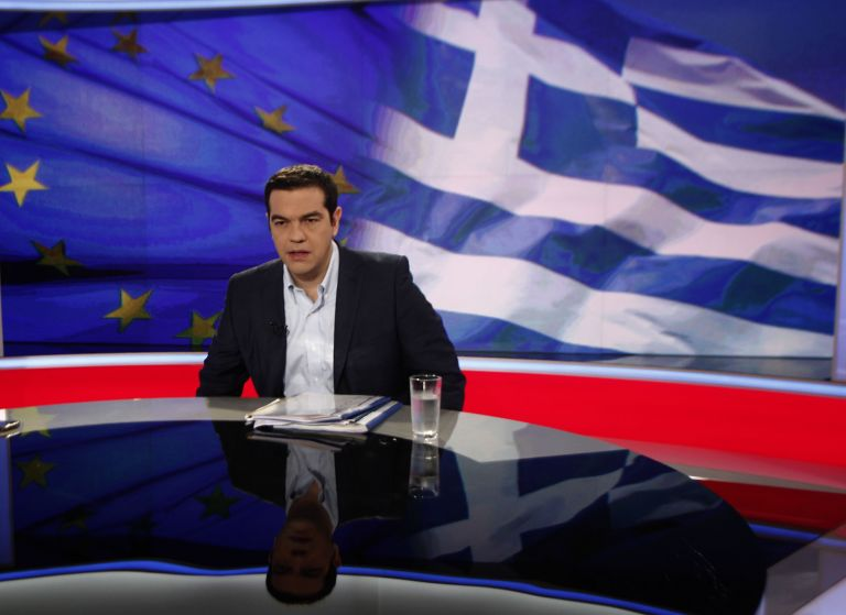 """PM Alexis Tsipras: """"I am not an 'all-weather' Prime Minister"""" 