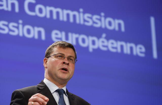 Ντομπρόβσκις: Άμεση εισροή στην Ελλάδα 800 εκατ. ευρώ από το ΕΣΠΑ | tovima.gr