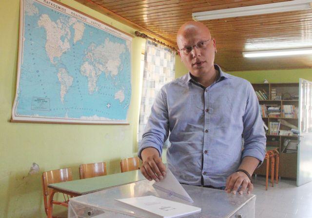 Δ.Κοδέλας: Θα καταψηφίσω τη συμφωνία και θα παραιτηθώ | tovima.gr