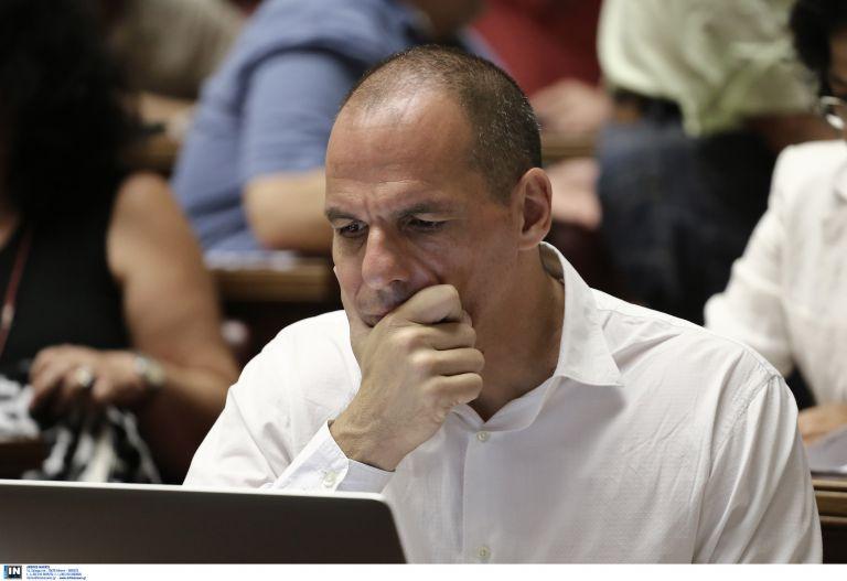 Βαρουφάκης: Υπήρχε plan x, όχι σχέδιο για διπλό νόμισμα   tovima.gr