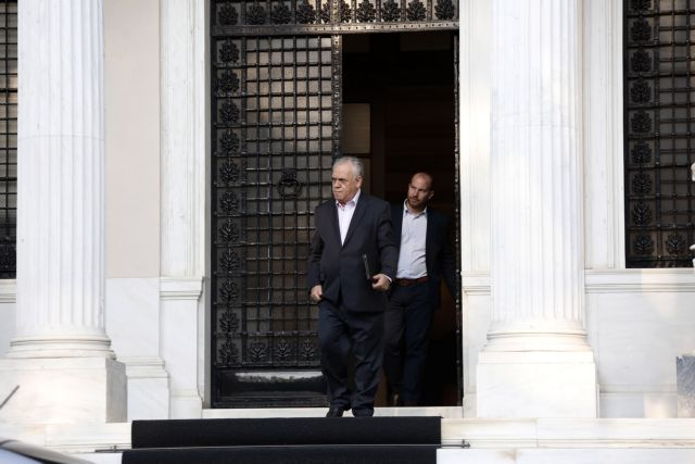 """Dragasakis: """"Without the USA there would be no agreement"""" 