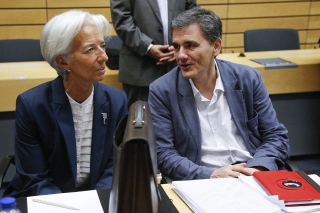 Critical IMF meetings on Wednesday – Fear of a new credit crunch | tovima.gr