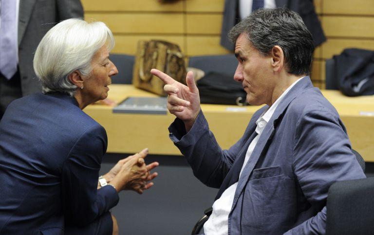 Μπαράζ επαφών Τσακαλώτου στην Ουάσιγκτον για την απομείωση του χρέους | tovima.gr