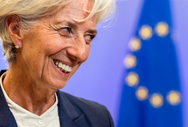 "Lagarde: ""One way has to be found in order to release the burden"" 