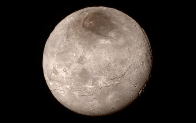 H NASA βλέπει τον Χάροντα με τα μάτια της | tovima.gr