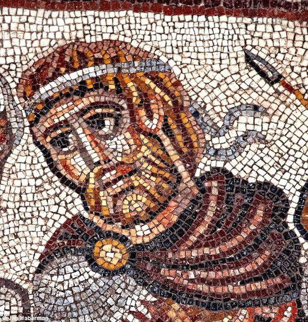 Ισραήλ: Περίτεχνο ψηφιδωτό του Μεγάλου Αλεξάνδρου σε αρχαία συναγωγή   tovima.gr