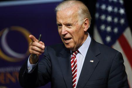 ΗΠΑ - ΤΖΟ ΜΠΑΙΝΤΕΝ - ΑΝΤΙΠΡΟΕΔΡΟΣ - Joe Biden
