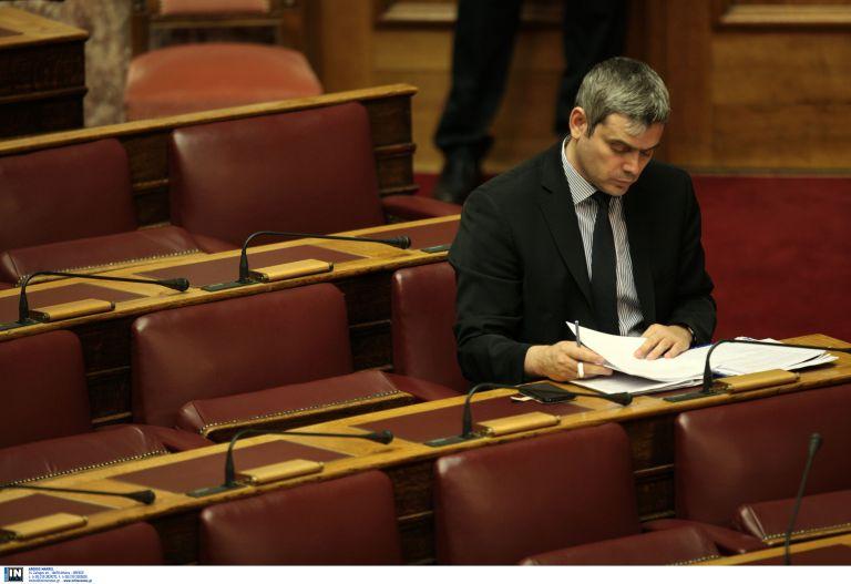 Παραιτήθηκε από εκπρόσωπος Τύπου της ΝΔ ο Κ.Καραγκούνης | tovima.gr