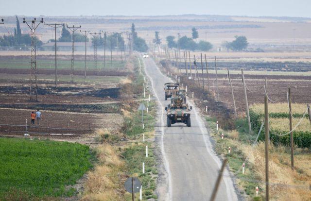 Νεκροί τέσσερις τούρκοι στρατιώτες από έκρηξη βόμβας | tovima.gr