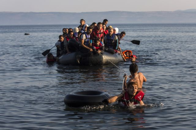 Λιμενικό: Διάσωση 54 προσφύγων στη Μυτιλήνη | tovima.gr