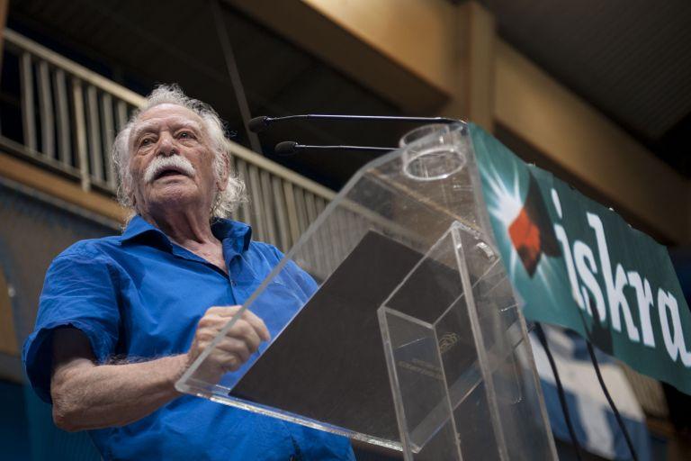 Γλέζος: Να μην αποτελέσει η Αριστερά εφταμηνίτικη παρένθεση | tovima.gr