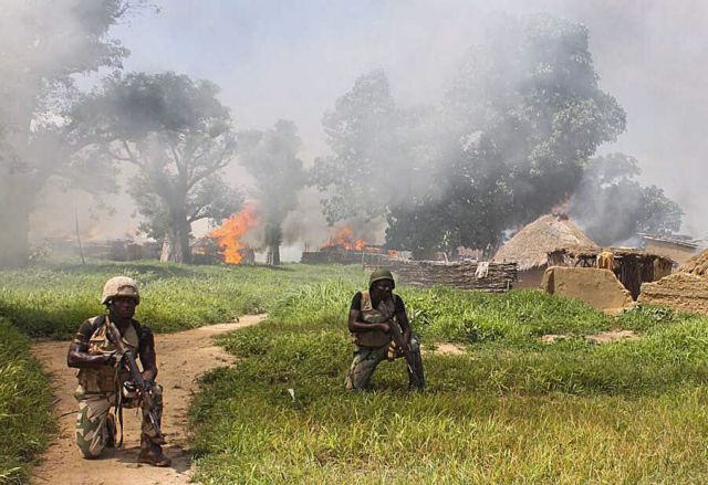 Νιγηρία: Η Μπόκο Χαράμ κατέλαβε πόλη στην Πολιτεία Μπόρνο   tovima.gr