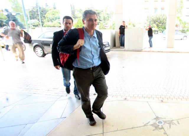 """Reaching bailout agreement with the institutions a """"matter of hours"""" 