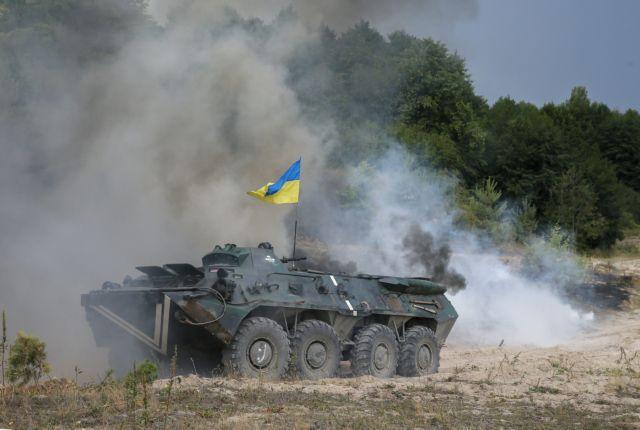 Πέντε στρατιώτες νεκροί σε νέες συγκρούσεις στην ανατολική Ουκρανία | tovima.gr