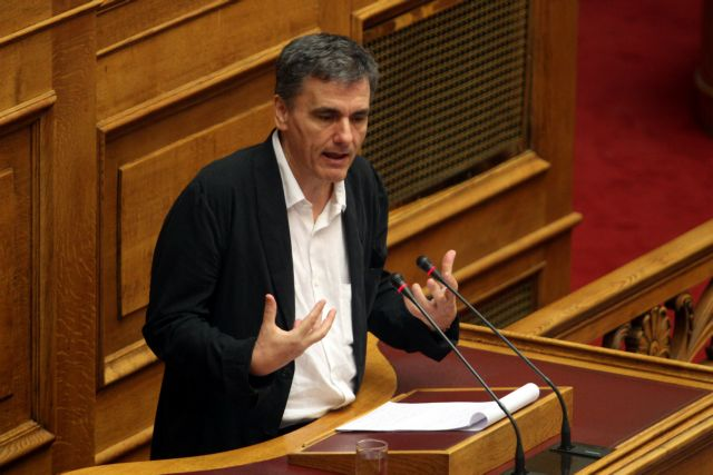 Tsakalotos urges Greeks to return their deposits to the banks | tovima.gr