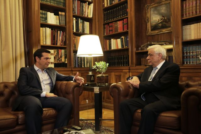 Tsipras to receive mandate to form government on Monday afternoon | tovima.gr