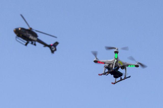 Σε διαβούλευση ο κανονισμός πτήσεων για τα drones | tovima.gr