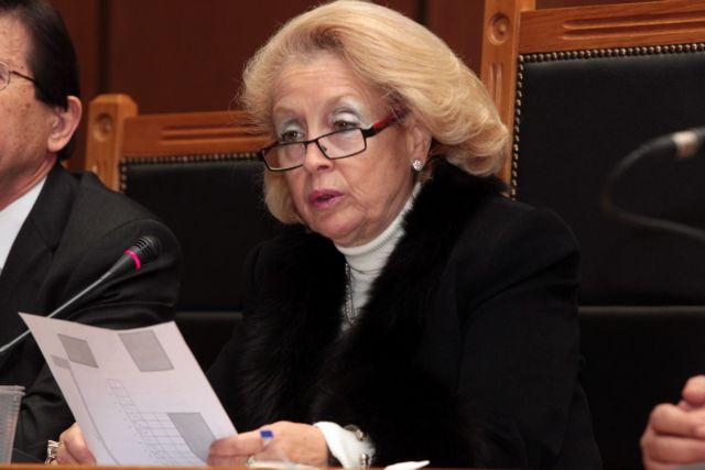 Αντιπρόεδρος ΑΠ: «Η κυρία Τσατάνη θίγει το κύρος της Δικαιοσύνης»   tovima.gr