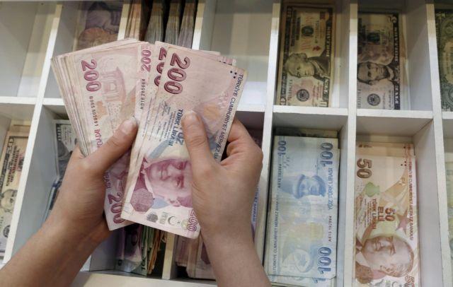 Τουρκία: Βουτιά στις τιμές μετοχών και ομολόγων | tovima.gr