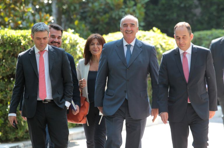 "Meimarakis: ""There is still room for a national consensus"" 