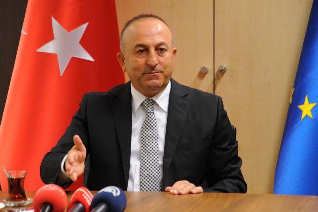 Ο Τσαβούσογλου καλεί τον Έλληνα πρέσβη για την Αιγιαλίτιδα ζώνη   tovima.gr