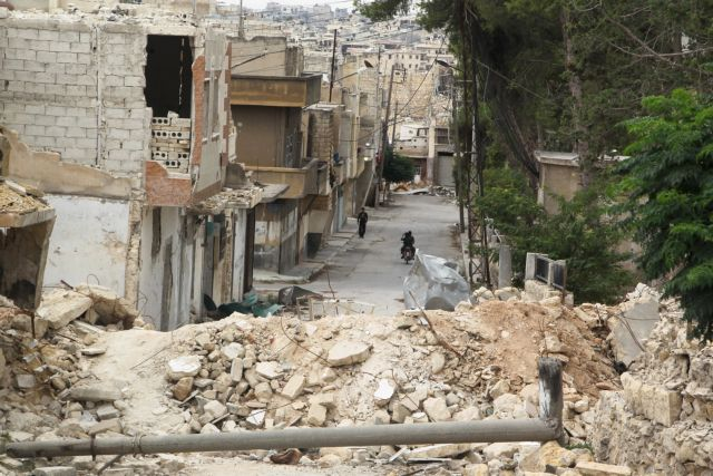 Συρία: Κίνδυνος επιδημιών λόγω καταστροφών στο δίκτυο υδροδότησης | tovima.gr