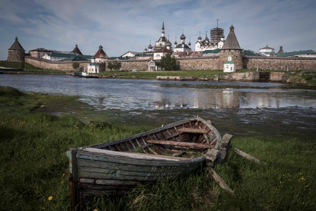 Ρωσία: Το μοναστήρι που έγινε γκουλάγκ την περίοδο 1923-1939   tovima.gr