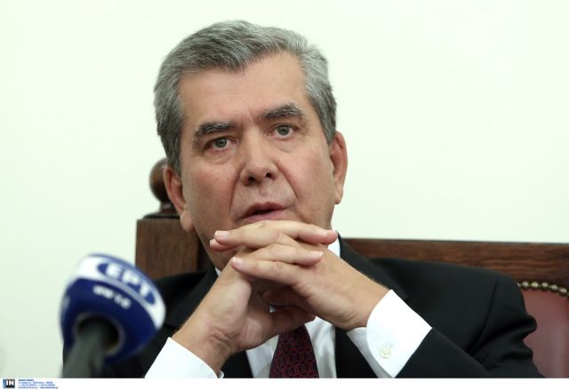 Μητρόπουλος: «Στα όρια του κραχ το ασφαλιστικό σύστημα» | tovima.gr