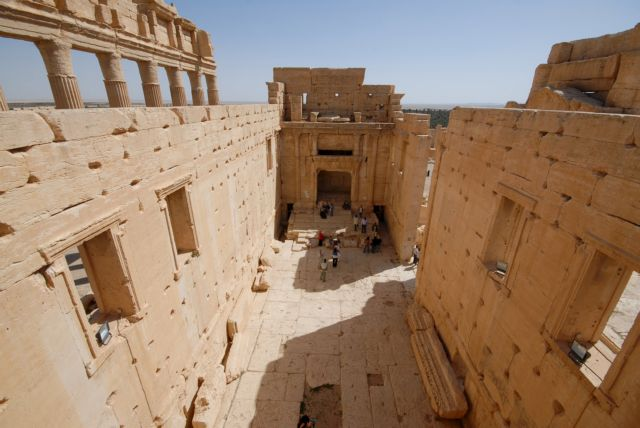Χριστιανικό αρχαιολογικό μνημείο στο στόχαστρο τουρκικών επιθέσεων | tovima.gr