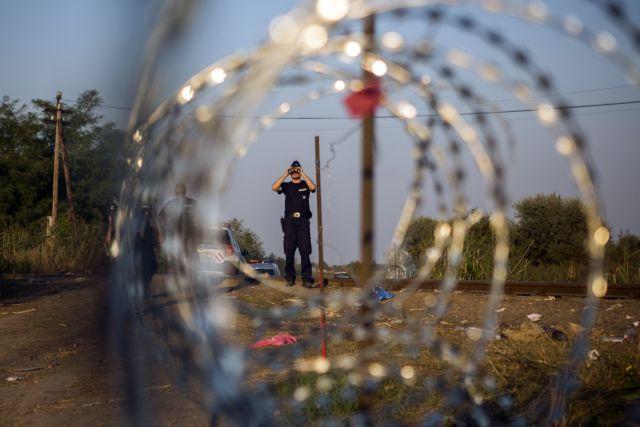 Σλοβακία: Τελωνειακοί πυροβόλησαν γυναίκα πρόσφυγα από τη Συρία | tovima.gr