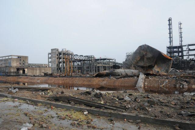 Κίνα: Πέντε νεκροί από έκρηξη σε χημικό εργοστάσιο | tovima.gr