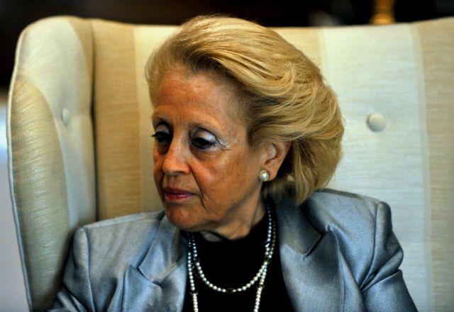 Βασιλική Θάνου: «Ολα είναι ανυπόστατα» | tovima.gr