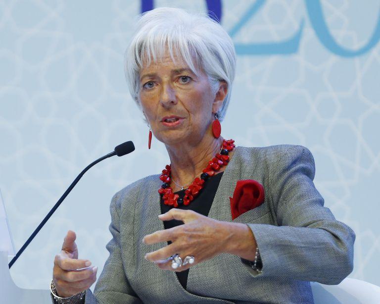 Περισσότερες εγγυήσεις ζητά το ΔΝΤ για την ελάφρυνση του ελληνικού χρέους | tovima.gr