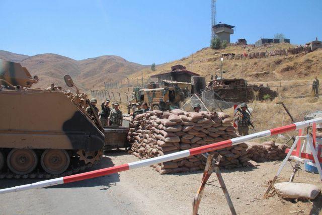 Τουρκία: Νεκροί 35 μαχητές του PKK αφότου επιχείρησαν να εισβάλουν σε βάση   tovima.gr