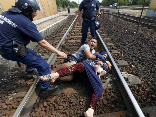 The New York Times: Η ξενοφοβική αντίδραση της Ουγγαρίας | tovima.gr