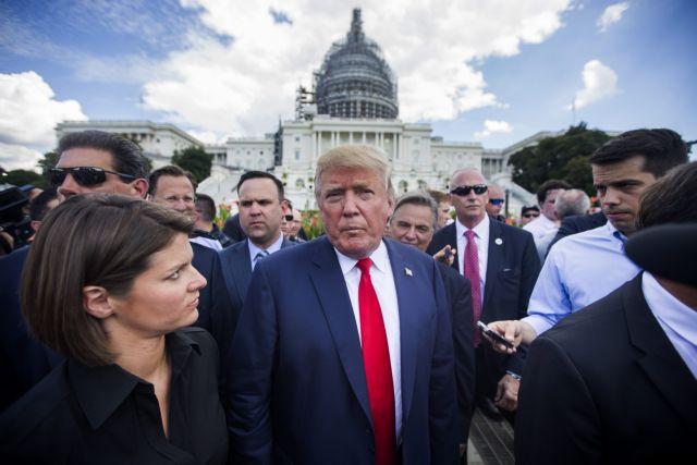 Ο αμερικανικός εφιάλτης Ντόναλντ Τραμπ | tovima.gr