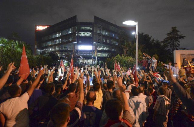 Επιθέσεις σε δημοσιογράφους με τουρκική κυβερνητική προτροπή   tovima.gr