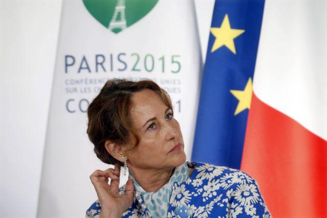 Γαλλία: Η Σεγκολέν Ρουαγιάλ αυξάνει τη φορολόγηση του ντίζελ   tovima.gr
