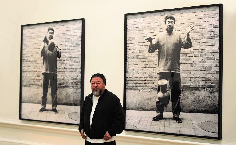 Ο Ai Weiwei στην Αθήνα | tovima.gr