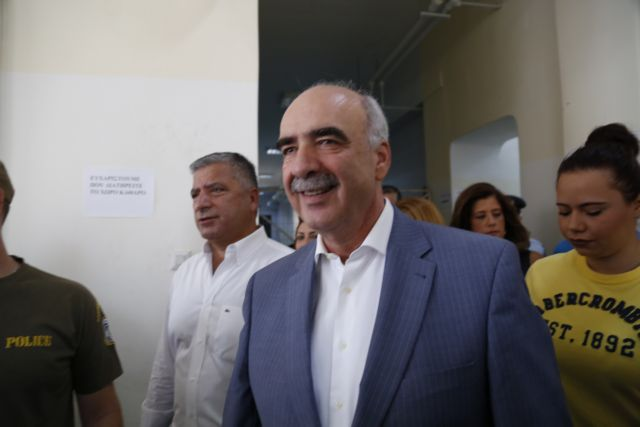 Meimarakis expected to announce candidacy within the day | tovima.gr