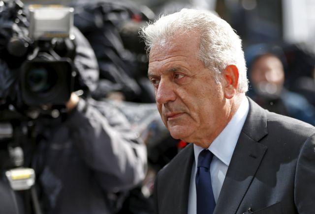 Αβραμόπουλος: Δεν θα σταματήσουν οι μεταναστευτικές ροές | tovima.gr