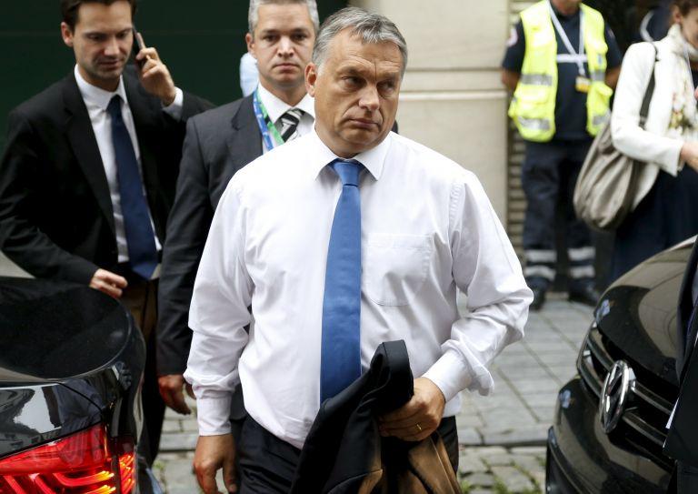 Ορμπάν: Δεν θα παραδώσουμε τη χώρα στους ξένους | tovima.gr