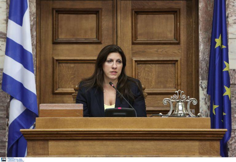 Ζωή Κωνσταντοπούλου: «»Θάβονται» τα πορίσματα για Siemens και χρέος» | tovima.gr